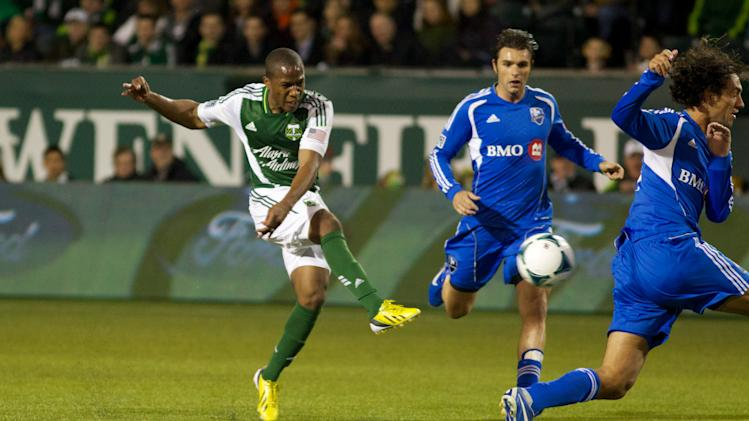 MLS: Montreal at Portland Timbers