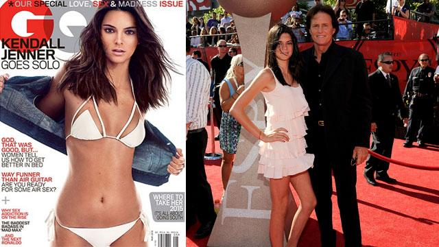 Kendall Jenner on Bruce Jenner Media Coverage: 'All That Is Bulls**t'