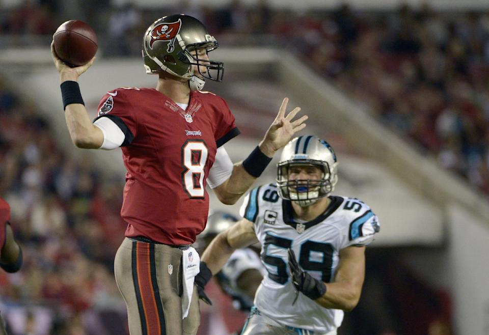 5 things to know after Panthers rout Bucs 31-13