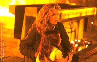 Kim Basinger and Holliston Coleman in Paramount's Bless The Child