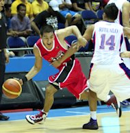 LA Tenorio might be donning a new uniform soon if trade talks push through. (PBA Images)
