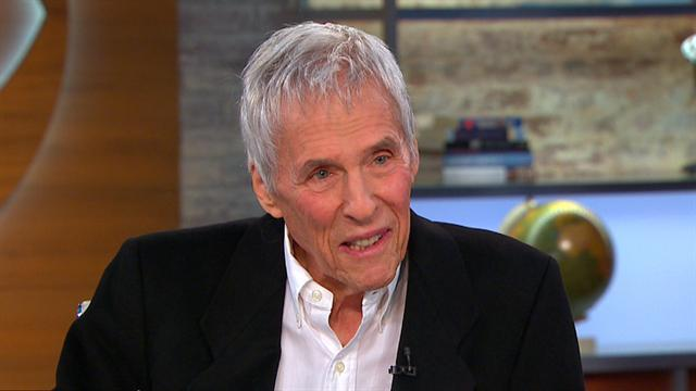 "Burt Bacharach on autobiography, ""Anyone Who Had a Heart"""