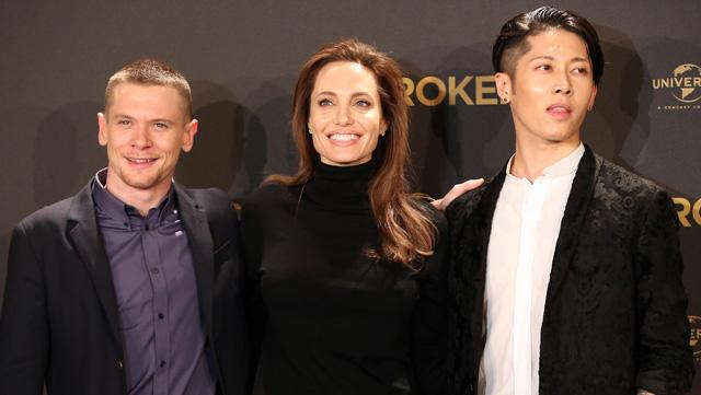 Christmas Surprise for Angelina Jolie as 'Unbroken' Wins Box Office