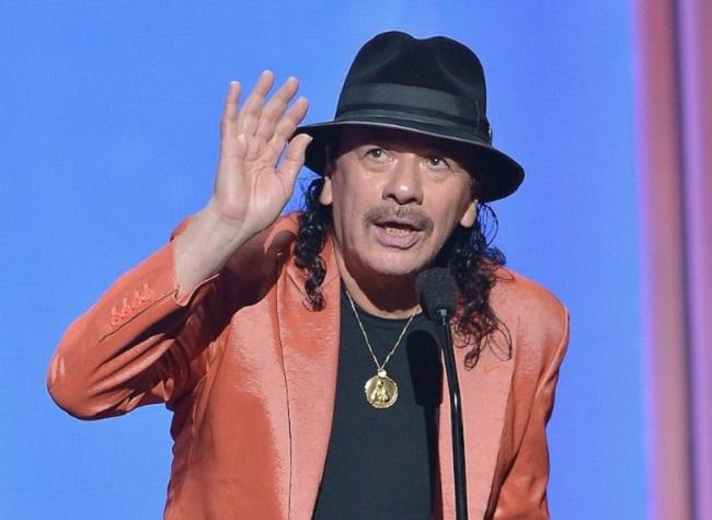 Carlos Santana Wishes The Super Bowl 50 Halftime Show Featured 'Local Iconic Bands'