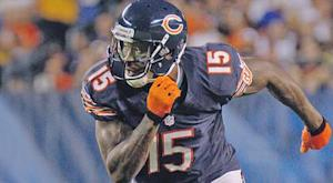 Report: Bears WR Marshall to undergo procedure on hip