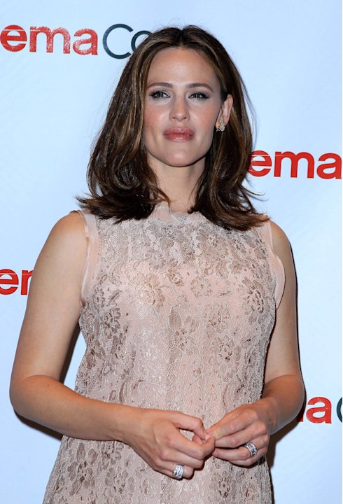 Jennifer Garnerarrives at the 2012 CinemaCon held at Caesars Palace  Las Vegas, Nevada - 24.04.12  Mandatory Credit: Judy Eddy/WENN.com