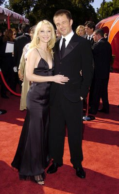 Anne Heche and husband Coley Laffoon 56th Annual Emmy Awards - 9/19/2004