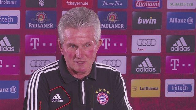 Bayern ready for Barcelona in the Champions League
