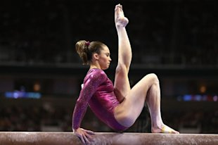 U.S. Olympic Gymnast McKayla Maroney (Getty)