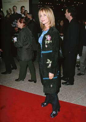 Premiere: Rosanna Arquette at the LA premiere of Warner Brothers' The Whole Nine Yards - 2/17/2000
