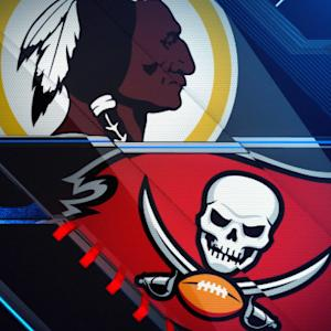 Washington Redskins vs. Tampa Bay Buccaneers preseason highlights