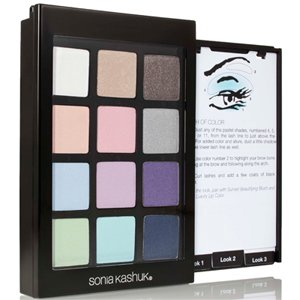Sonia Kashuk Instructional Palette in Eye on Glow