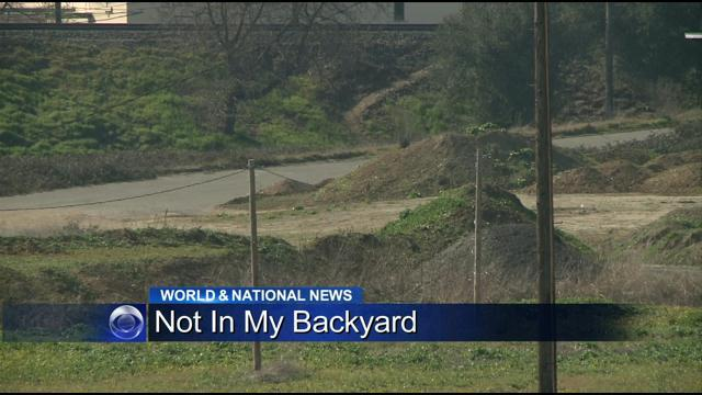 Sacramento Residents Oppose Proposed Housing Development Project on 48 Acre Lot