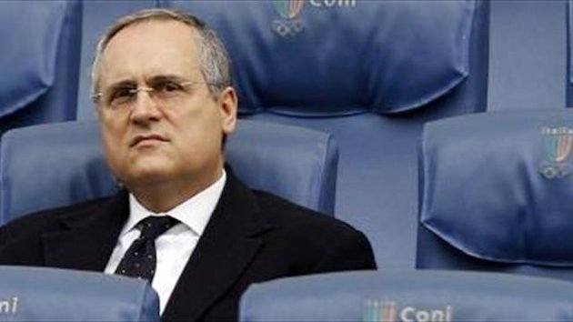 Lotito: Stadium laws need to change
