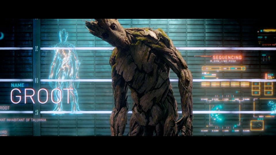 'Guardians of the Galaxy' Profile: Groot