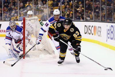 NHL Friday: Bruins, Rangers try to shake you out of your turkey daze