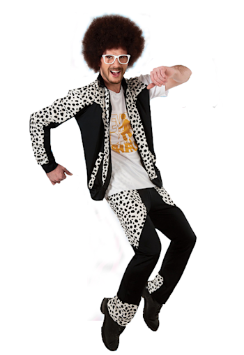 "LMFAO Red Foo ""I'm Sexy and I know it"""