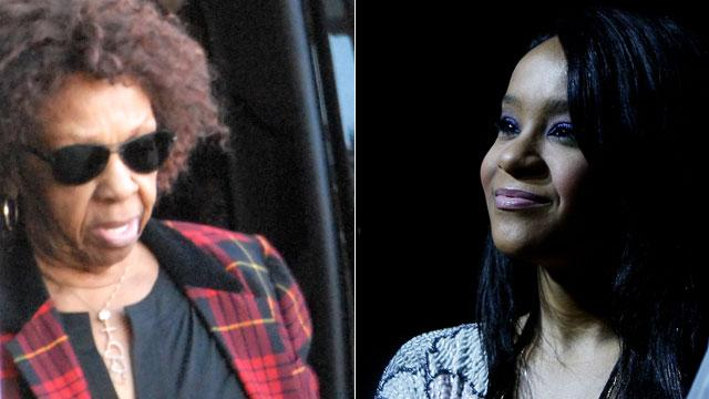 Cissy Houston Says Bobbi Kristina Has 'Irreversible Brain Damage'