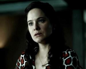 Exclusive Hannibal Video: Alana and Jack Argue Over Will's Mental Health — Is Their Pal a Killer?