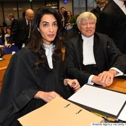 Amal Clooney Responds To Reporter's Fashion Question Like A Boss