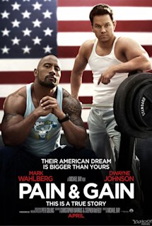 Poster of Pain &amp; Gain