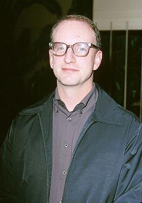 Steven Soderbergh at the Egyptian Theater premiere of Artisan's The Way of the Gun