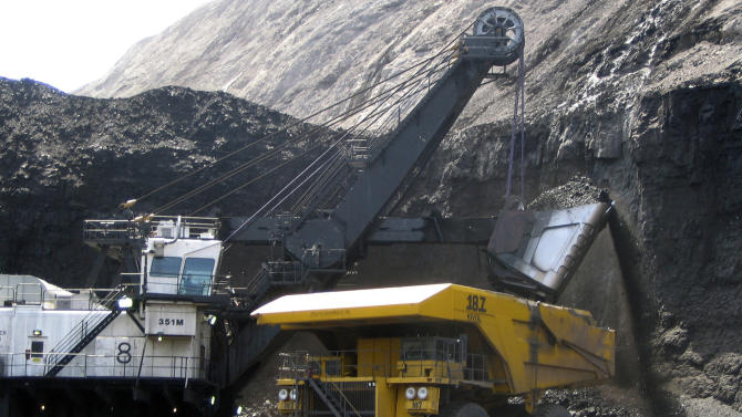 Coal exports surge to highest level since 1991