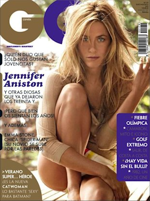 Portada Jennifer Aniston GQ España