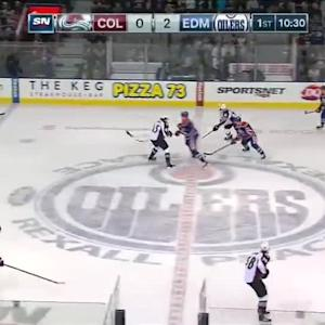 Colorado Avalanche at Edmonton Oilers - 03/25/2015