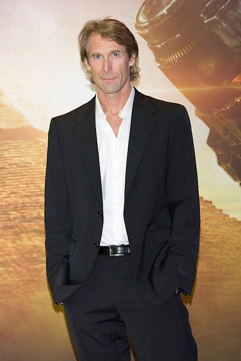 Transformers Revenge of the Fallen Korean Press Conference 2009 Michael Bay