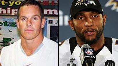 Mitch Ross, Ray Lewis