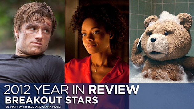 Breakout Stars of 2012