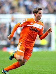 Swansea have not received any bids for midfielder Joe Allen
