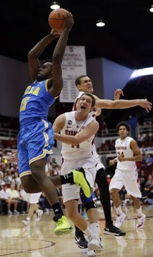 Anderson paces UCLA past Stanford 88-80