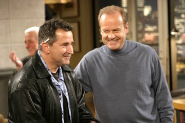 Anthony LaPaglia and Kelsey Grammer