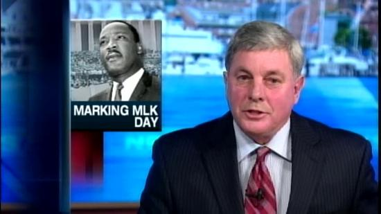 Mainers celebrate Martin Luther King Jr. Day