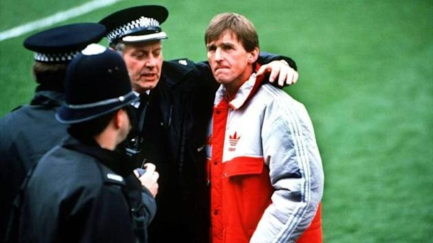 Kenny Dalglish on that fateful day at Hillsborough