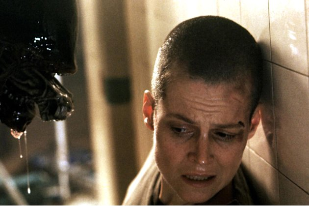 Hollywood's Baddest Baldies 2010 Alien 3
