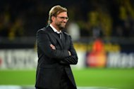 Dortmund's head coach Juergen Klopp, pictured on September 18. Champions Borussia Dortmund will be bidding to get their campaign back on track after their weekend loss when they travel to unbeaten Eintracht Frankfurt in the Bundesliga on Tuesday