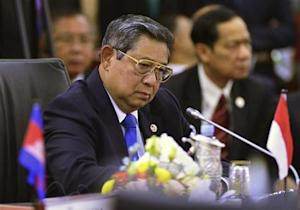 Indonesia's President Yudhoyono attends ASEAN Plus Three Summit in Bandar Seri Begawan