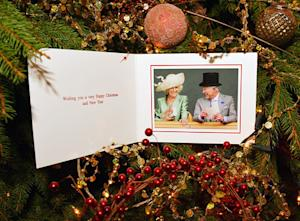 Prince Charles, Duchess Camilla Send Out Classy Christmas Card: See the Picture!