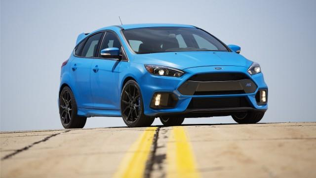 2016 Ford Focus RS First Ride