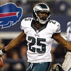 LeSean McCoy to the Bills