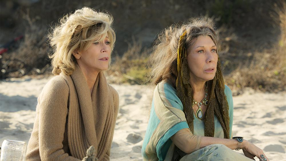 'Grace and Frankie' Gets Second Season on Netflix