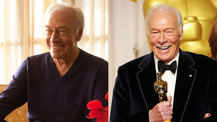 Christopher Plummer, Best Supporting Actor of 2011, 'Beginners'