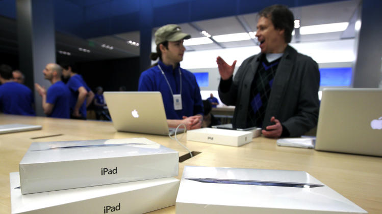 IDC: Tablet shipments slow with no new iPad