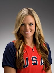 olympic softball pitcher jennie finch