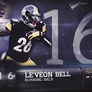 'Top 100 Players of 2015': No. 16 Le'Veon Bell