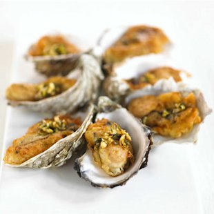 Oysters Tempura: Recipes: Food