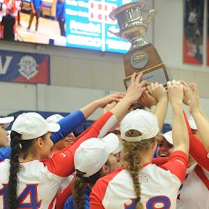 American wins 2013 Patriot League Women's Volleyball Championship